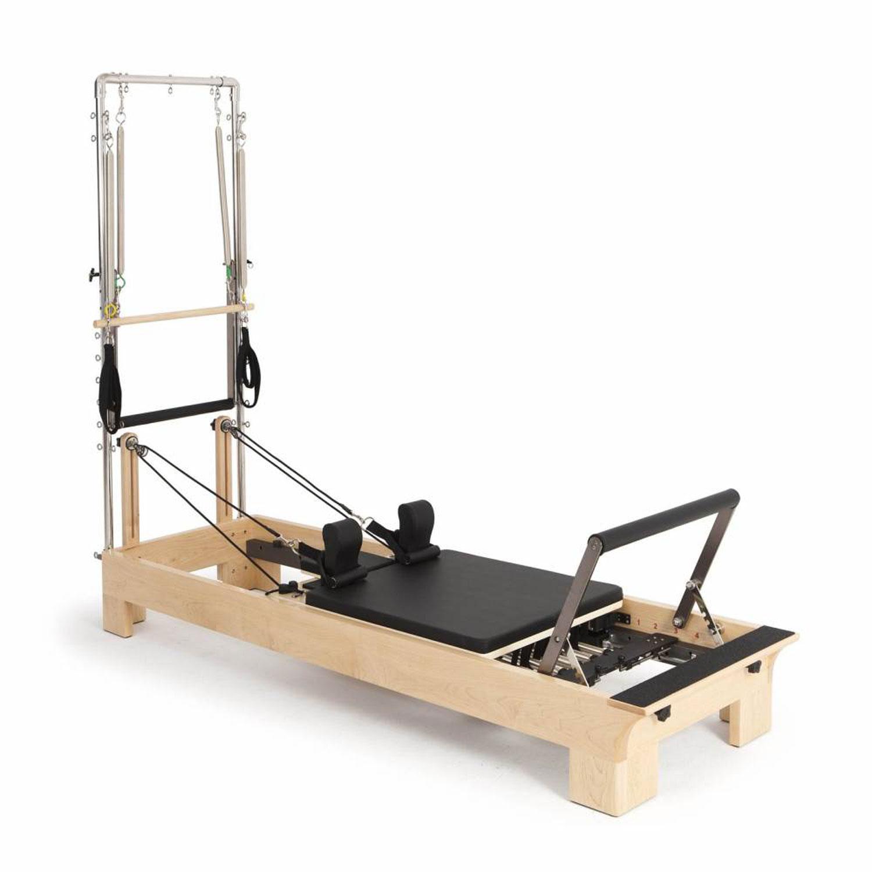 常规款 普拉提木质 半高架床 Pilates Reformers