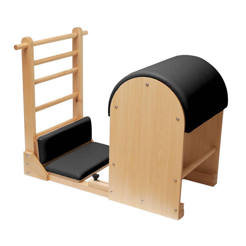 精英款 普拉提梯桶 Pilates Wood Ladder Ba