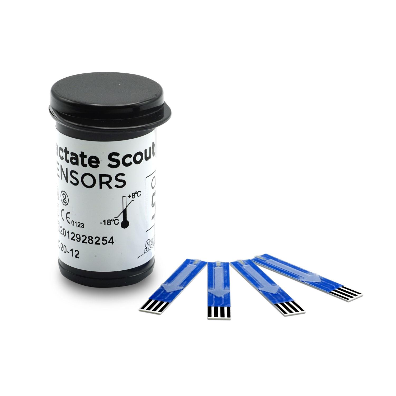 配件:72片/盒 德国EKF Lactate Scout 4乳酸