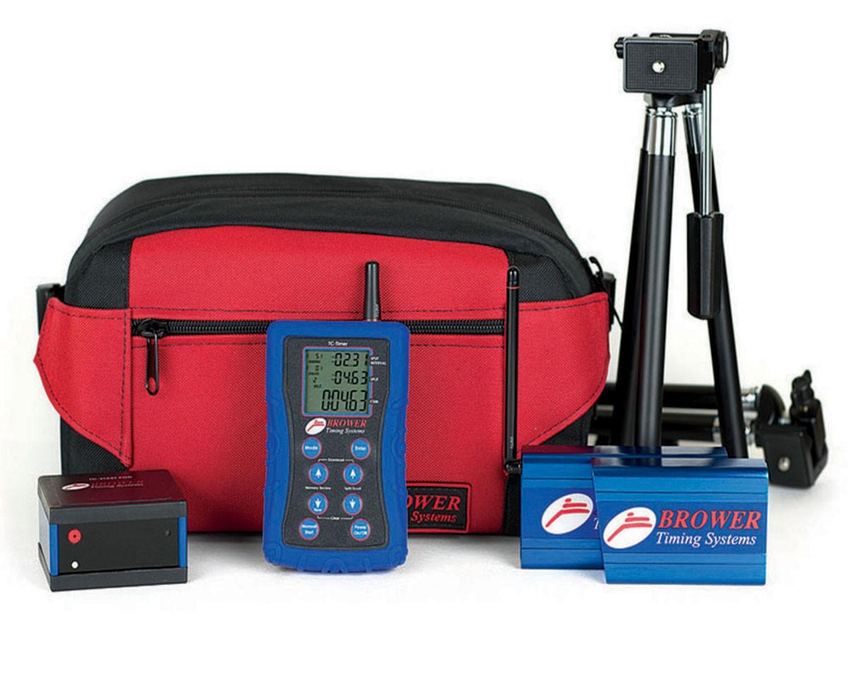 美国 Brower TCI timing system 运动跑步